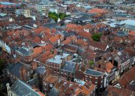 an image of York from above