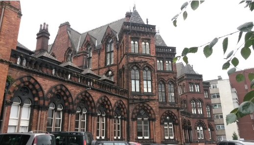 an image of the Leeds General Infirmary