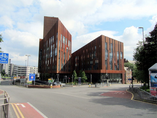 an image of Broadcasting Place in Leeds